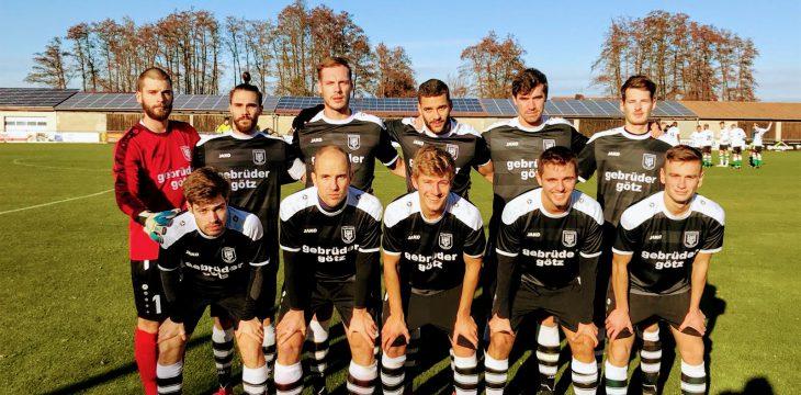 TG Höchberg gewinnt völlig verdient beim 1. FC Geesdorf