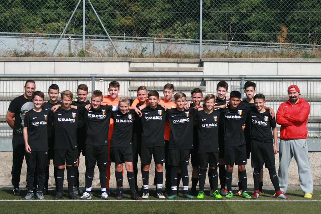 U15 1 Tg Hochberg E V Die Kracken Fussball