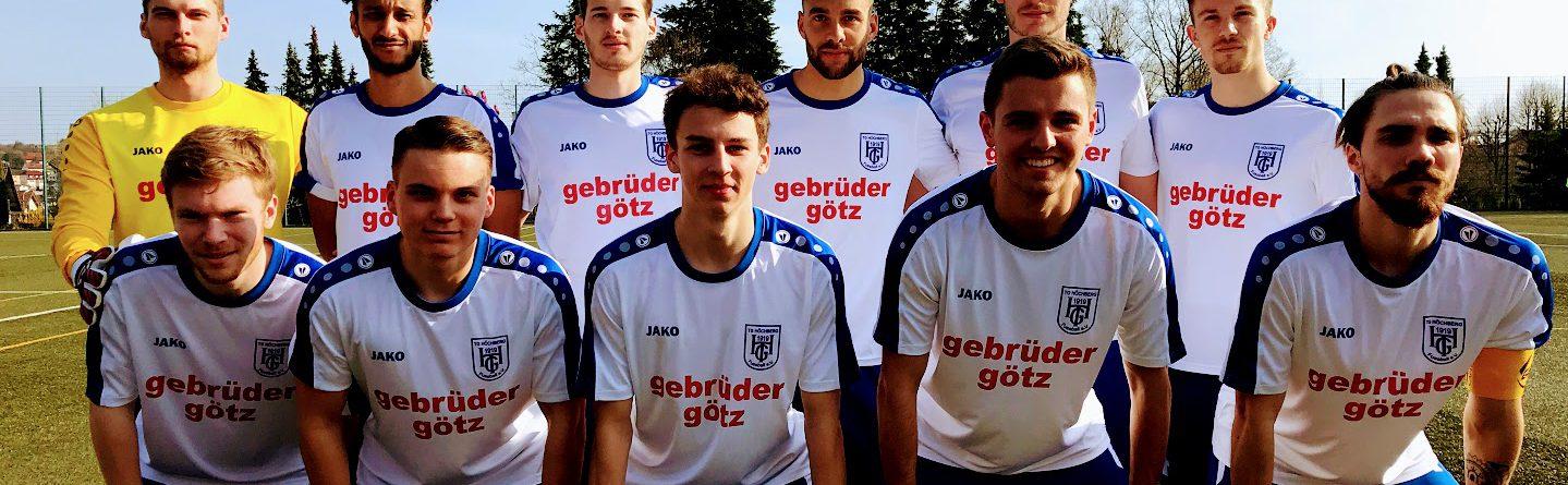 TG Höchberg gewinnt ein spannendes Match mit 2:0