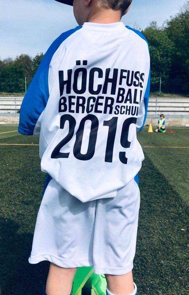Höchberger Fussballschule 2019