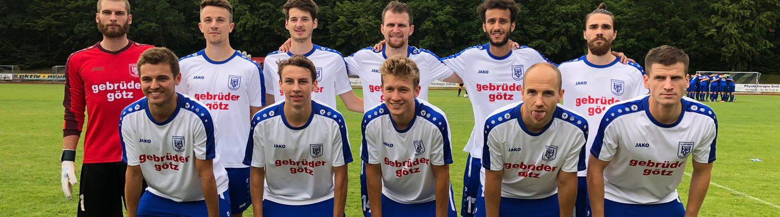 TG Höchberg – 1. Tabellenführer der Landesliga Nordwest 19/20
