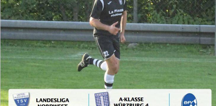 Stadionzeitung Unterpleichfeld online