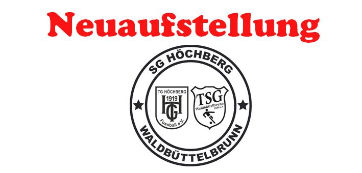 TG Höchberg von 1862 Fußball e.V. stellt sich in der Saison 2021/2022 neu auf
