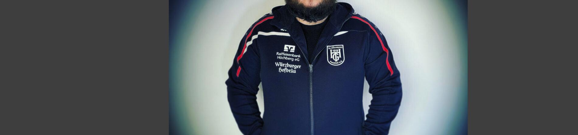 Neuer Trainer der 2. Mannschaft (SG TG Höchberg II / TSG Waldbüttelbrunn