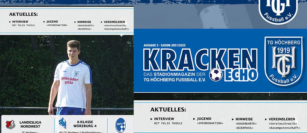 Stadionheft Lengfeld ab sofort online